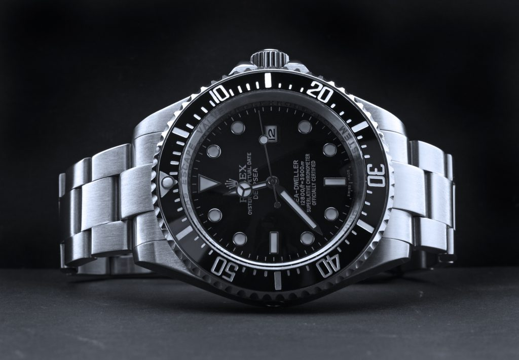 Rolex Deepsea wristwatch